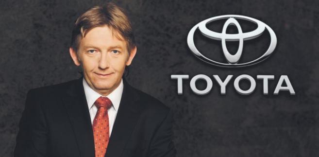 Jacek Pawlak, jak mówią menedżerowie z Toyoty, czuje rynek, a nie tabelki z cyframi