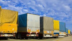 TIR, ciężarówki