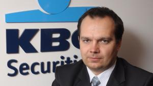 Grzegorz Zięba, makler KBC Securities N.V.