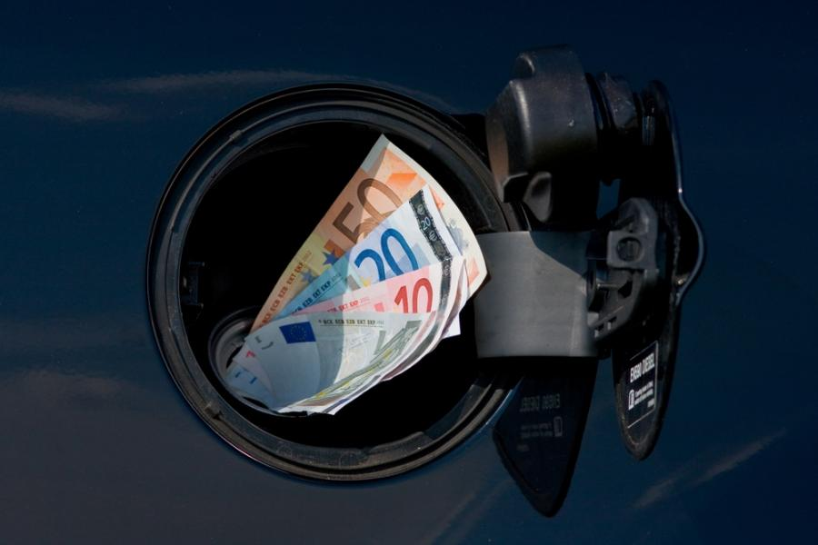 Benzyna, paliwa Fot. Shutterstock