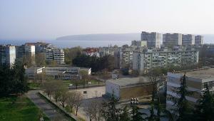 Warna, Bułgaria.  źródło: Wikimedia Commons, Creative Commons Attribution 2.5 Generic