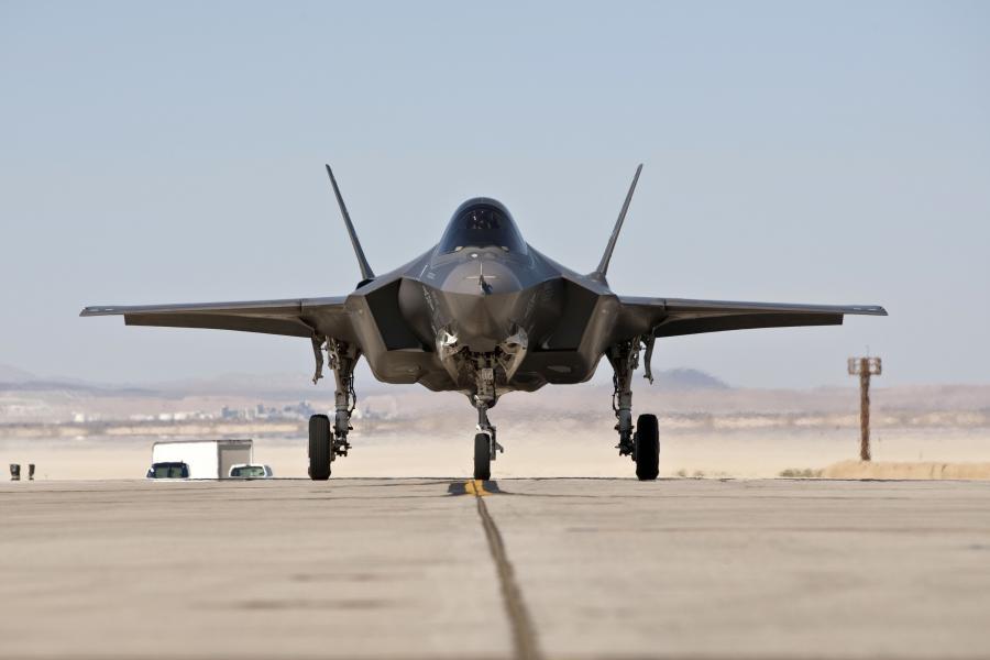 Myśliwiec F35