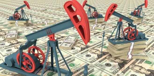 Ropa i pieniądze
