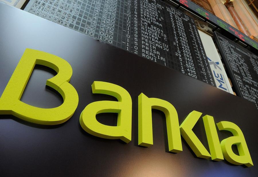 Bankia SA jest trzecim bankiem w Hiszpanii.