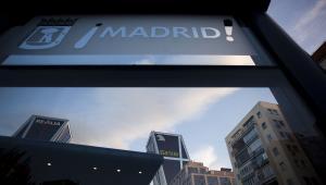 Madryt, siedziba banku Bankia