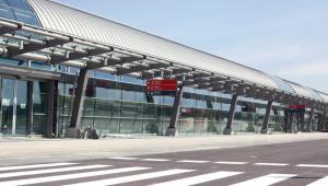 Lotnisko w Modlinie