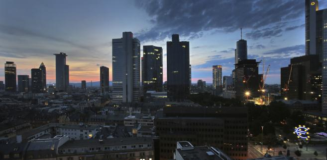 Niemcy, Frankfurt, siedziba EBC