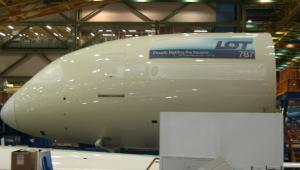 Drugi Boeing 787 Dreamliner LOT-u na linii produkcyjnej (1)