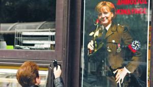 Kanclerz Merkel stała się symbolem zła dla tych wszystkich państw, które z powodu narzuconej przez nią kuracji uzdrawiającej popadły w jeszcze większe tarapaty
