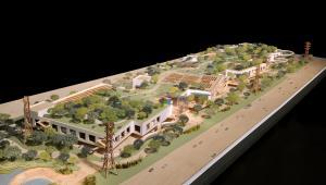 Na dachu budynku będzie ogród