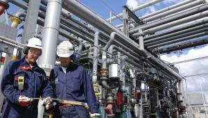 gaz, przemysł, energetyka
