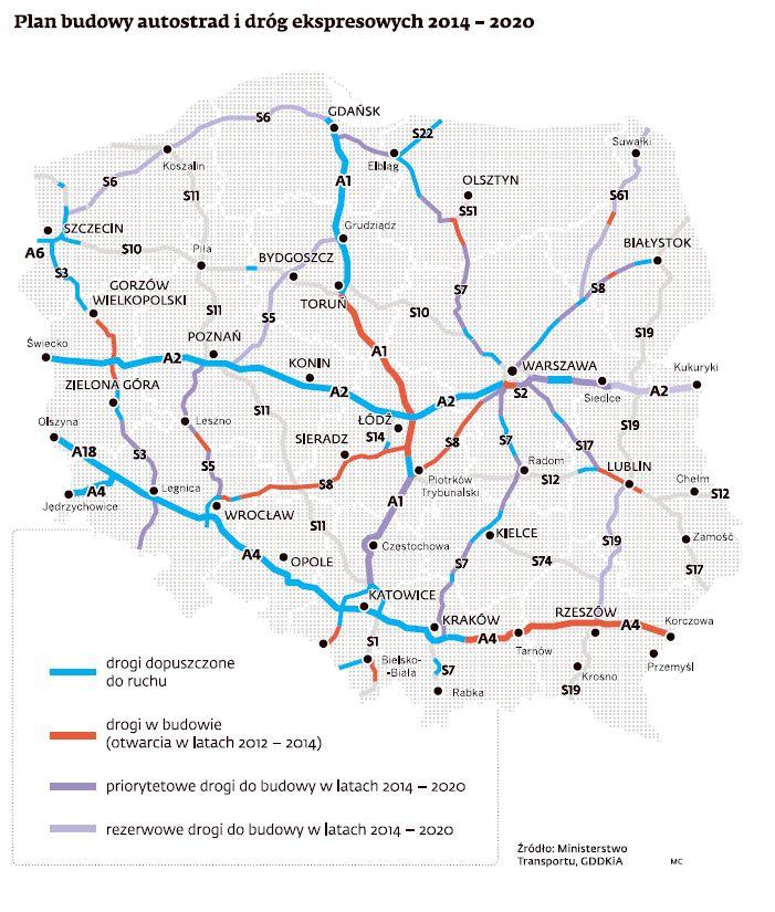 Gddkia Eksperymentuje Z Nowymi Znakami Na Autostradach Autostrada
